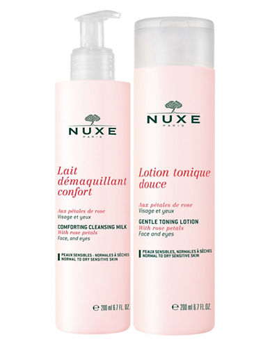 Nuxe Gentle Cleansing Milk and Toner Duo-NO COLOR-One Size