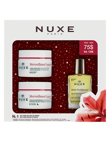 Nuxe Merveillance Expert Set-NO COLOR-One Size