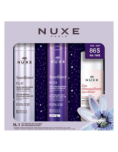 Nuxe Nuxellence Set-NO COLOR-One Size