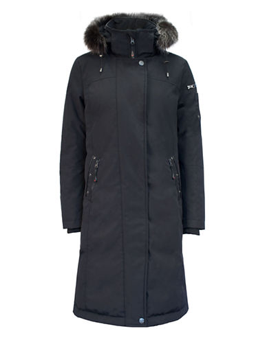 Artic Expedition Kodiak Long Down Coat-BLACK-X-Large 87728094_BLACK_X-Large
