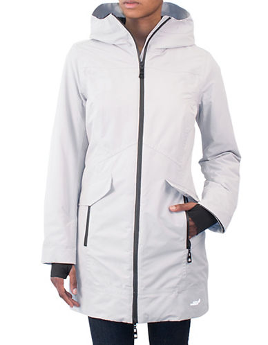 Arctic Expedition Waterproof Parka-CREAM-Large