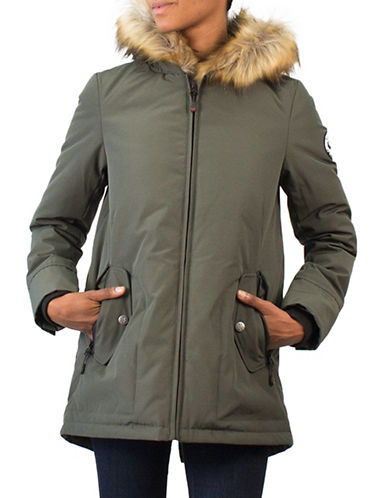 Arctic Expedition Kodiak Down Jacket-IVY-1X