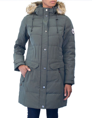 Arctic Expedition Kodiak Down Parka-IVY-2X