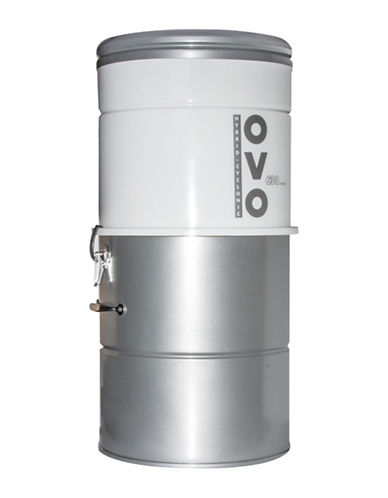 Ovo Air Watts Hybrid Central Vacuum-WHITE-One Size