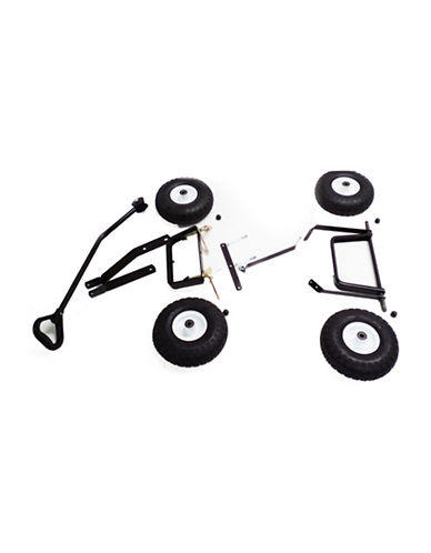 Millside Wagon Undercarriage Kit-BLACK-One Size
