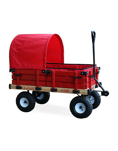 Millside Classic Kids Wagon-RED-One Size