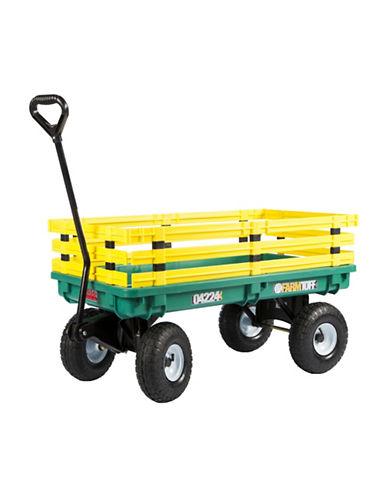 Millside Trekker Wagon-GREEN-One Size