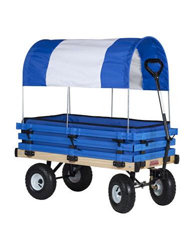 Millside Classic Kids Wagon-BLUE-One Size