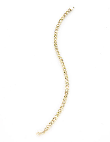 Fine Jewellery 14K Yellow Gold Hollow Rope Bracelets-YELLOW GOLD-One Size