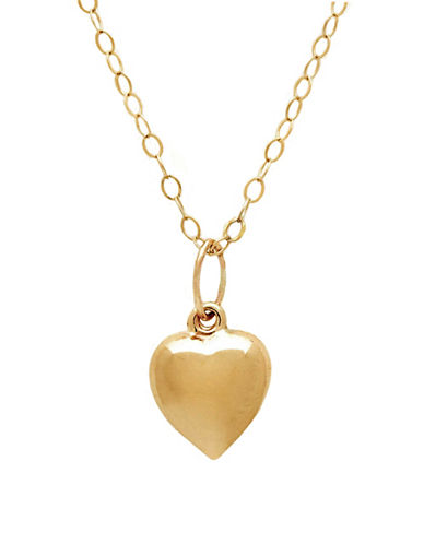 Fine Jewellery Childrens 14kt Yellow Gold Chain-YELLOW GOLD-One Size
