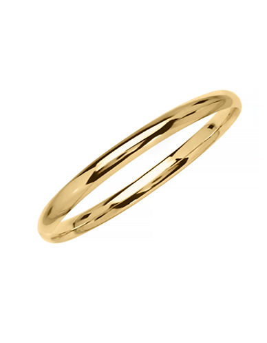Fine Jewellery 10KY Hinge Bracelet-YELLOW GOLD-One Size