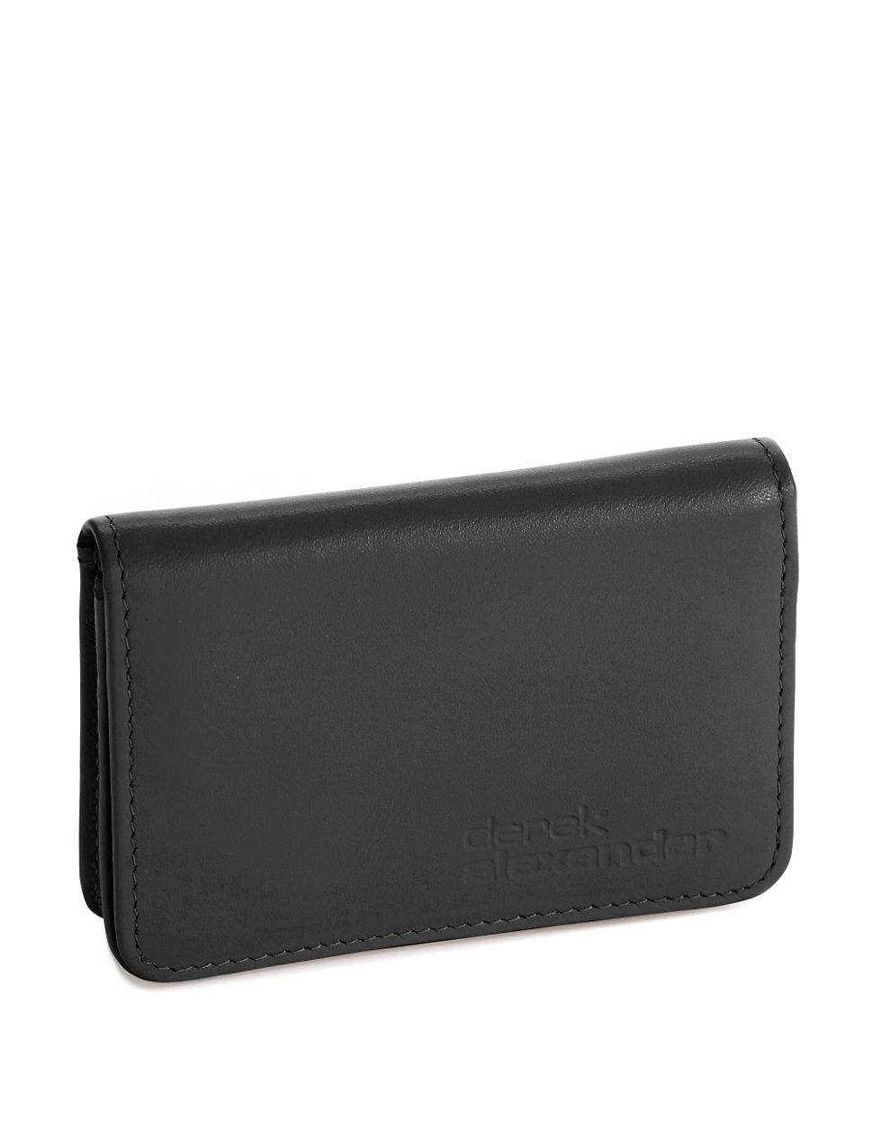 Derek alexander Simple Business Card  Credit Card Case black One Size