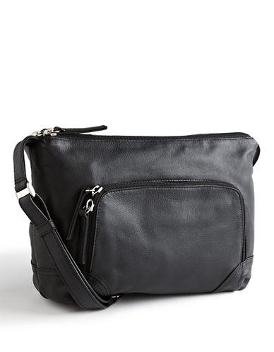 Derek Alexander Cheyenne Handbag-BLACK-One Size