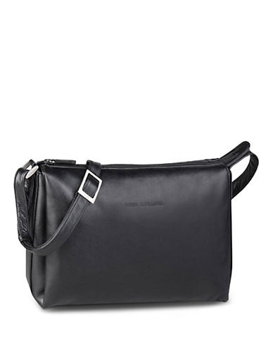 Derek Alexander Medium Ladies Handbag-BLACK-One Size
