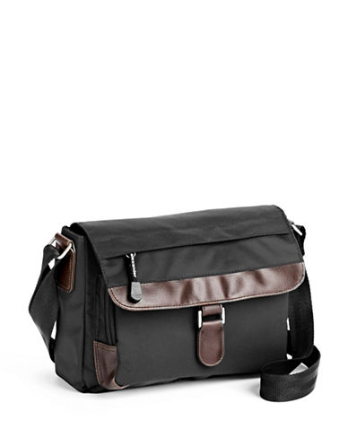 Derek Alexander Small Leisure Bag-BLACK-One Size