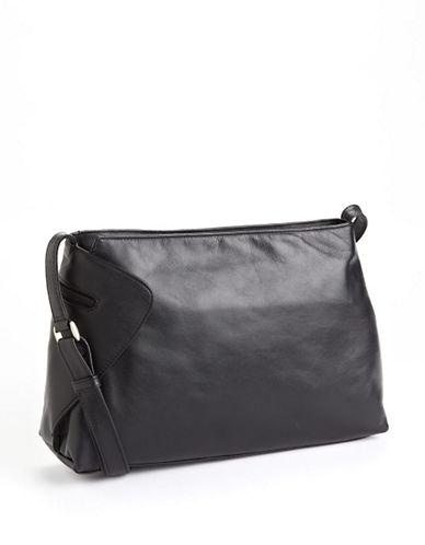 Derek Alexander EW Top Zip Gusset Detail-BLACK-One Size