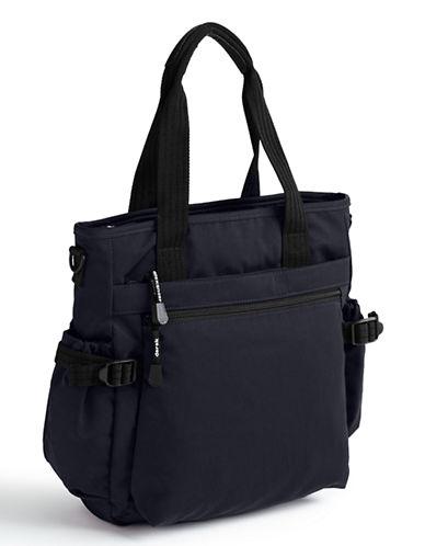 Derek Alexander Lifestyles Nylon Handbag-BLUE-One Size