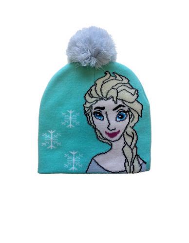 Frozen Frozen Pom-Pom Hat-BLUE-One Size
