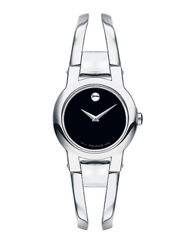 Movado Amorosa Watch-SILVER-One Size