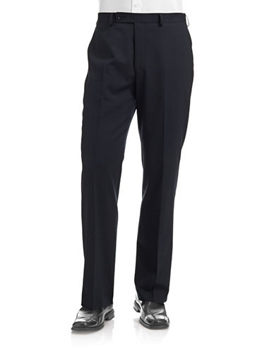 Dkny Dress Pants-NAVY-32X30