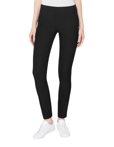 Judith & Charles Pacer Skinny Pants-BLACK-10