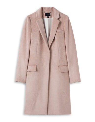 Judith & Charles Huston Coat-PINK-14