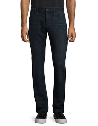 John Varvatos Star U.S.A. Bowery Stretch Jeans-BLUE-34