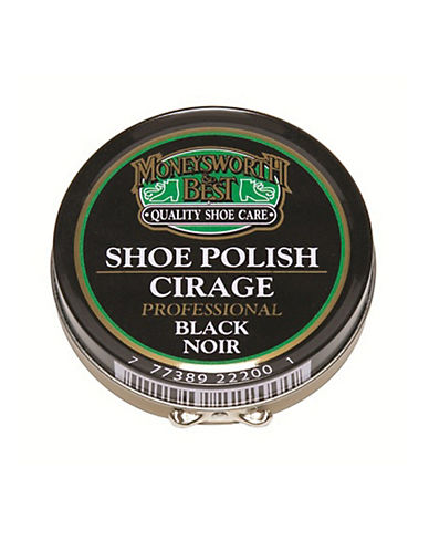 Moneysworth And Best Professional Paste Polish-BLACK-One Size
