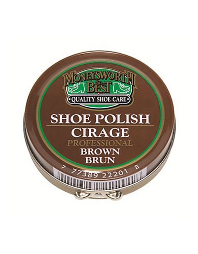 Moneysworth And Best Professional Paste Polish-BROWN-One Size