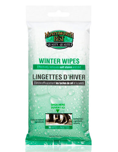 Moneysworth And Best Leather Winter Wipes-NO COLOUR-One Size