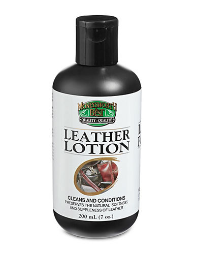 Moneysworth And Best Leather Lotion-CLEAR-One Size