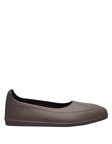 Moneysworth And Best City Classic Over Shoes-BROWN-Medium/US 8-9