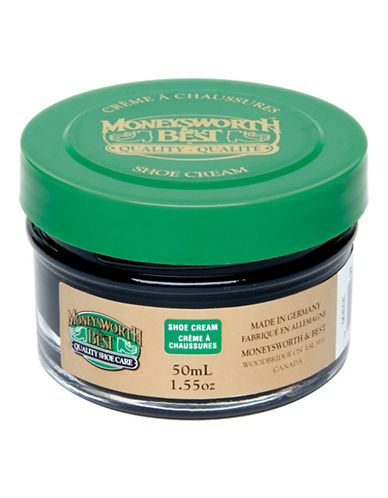 Moneysworth And Best Shoe Cream-DARK BROWN-One Size