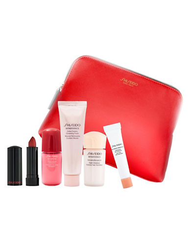 Shiseido Fall Careset Six-Piece Gift with Purchase-NO COLOR-One Size