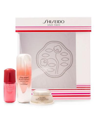 Shiseido Three-Piece Bio-Performance Liftdynamic Serum Set-NO COLOUR-One Size