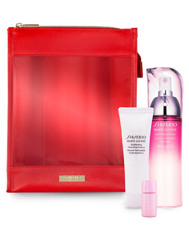 Shiseido Back to School White Lucent Moisturizing Set-NO COLOR-One Size
