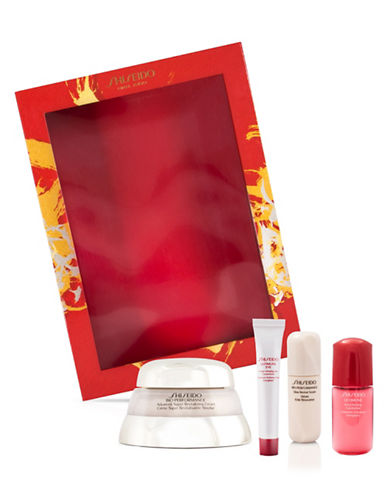 Shiseido Four-Piece Bio-Performance Advanced Super Revitalizing Cream Set-NO COLOR-One Size