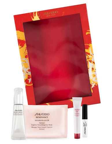 Shiseido Bio-Performance Glow Revival Eye Four-Piece Set-NO COLOR-One Size