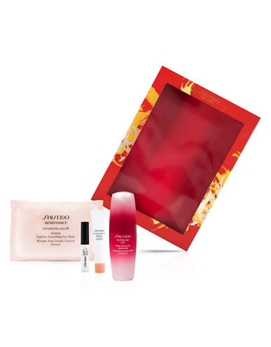 Shiseido Ultimune Eye Four-Piece Set-NO COLOR-One Size