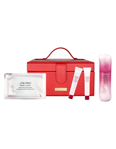 Shiseido White Lucent MicroTargeting Spot Corrector Four-Piece Set-NO COLOR-One Size