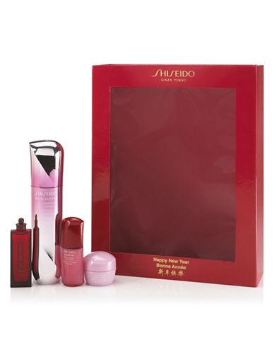 Shiseido Shiseido Lunar New Year Four-Piece Set-NO COLOR-One Size