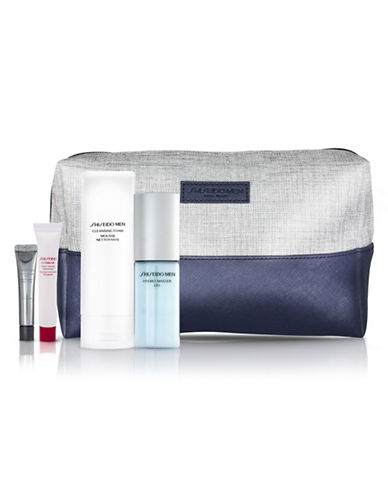 Shiseido Mens Grooming Set-NO COLOR-One Size