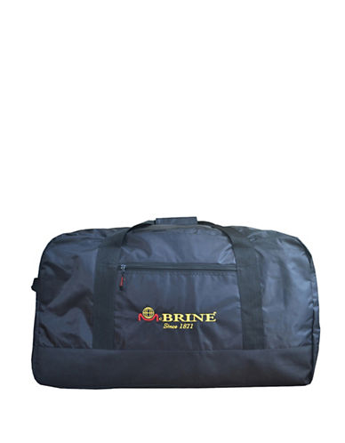 Mcbrine Casual 28-Inch Travel Duffel Bag-BLACK-28