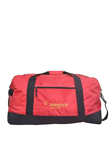 Mcbrine Casual 28-Inch Travel Duffel Bag-RED-28