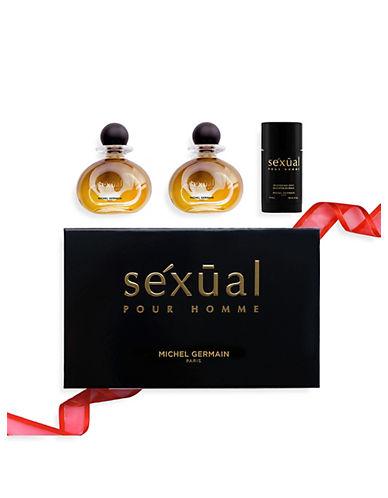 Michel Germain Sexual Pour Homme 3 Piece Set-NO COLOUR-One Size