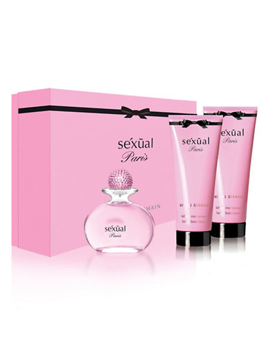 Michel Germain Three-Piece Sexual Paris Set-NO COLOUR-125 ml