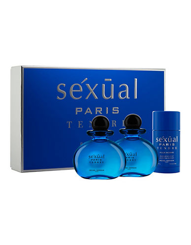Michel Germain Tendre Pour Homme Three-Piece Gift Set-NO COLOUR-125 ml