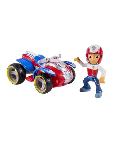 Paw Patrol Ryders Rescue ATV Vehicle and Figure-MULTI-One Size