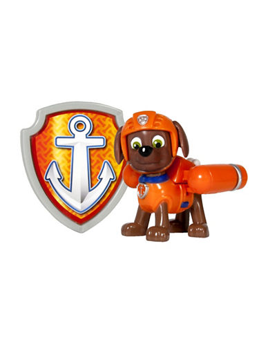 Paw Patrol Action Pack Pup Zuma and Badge-MULTI-One Size
