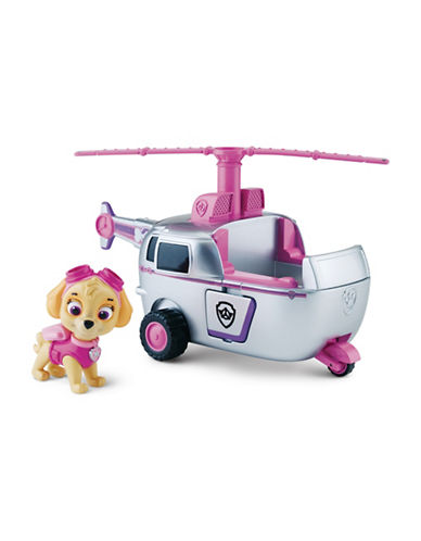 Paw Patrol Skyes High Flyin Copter Vehicle and Figure-MULTI-One Size